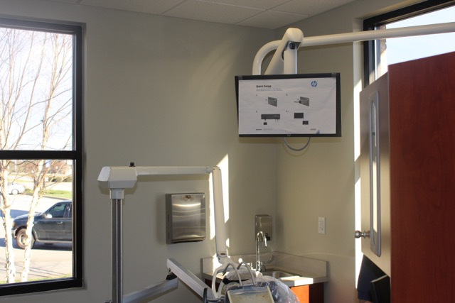 Caldwell Electrical Contractors Commerce Dental Group Work Gallery Image 3